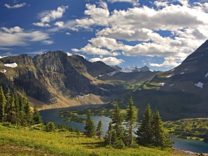 Glacier National Park US