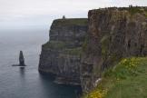 Cliffs of Moher Left Side
