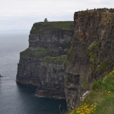 Cliffs of Moher Left Side