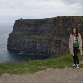 Cliffs of Moher (Left Side)